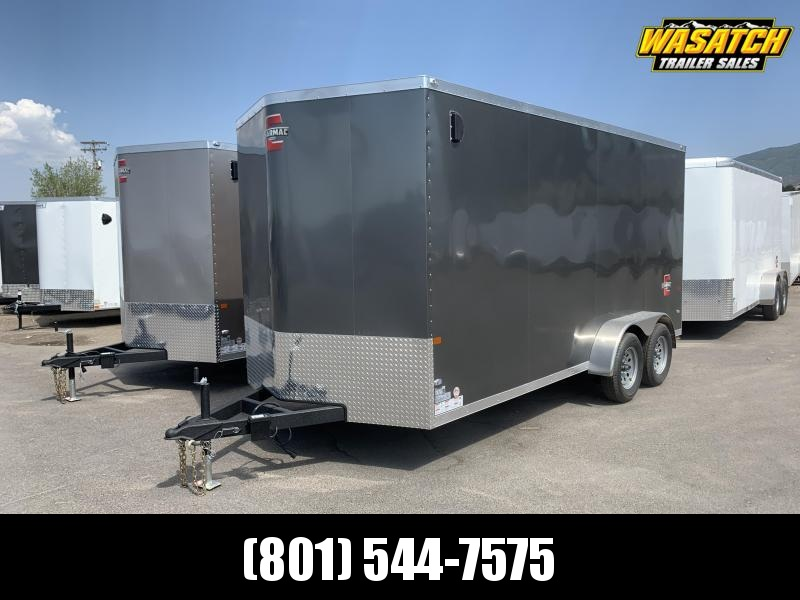 Charmac 7x16 Stealth Enclosed Cargo w/ UTV Package