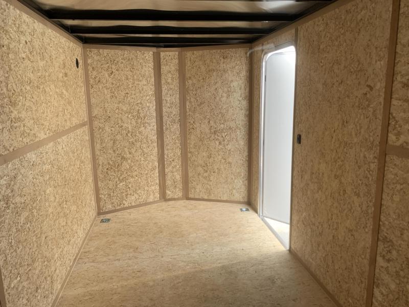 Charmac 7x16 Stealth Enclosed Cargo w/ UTV Package