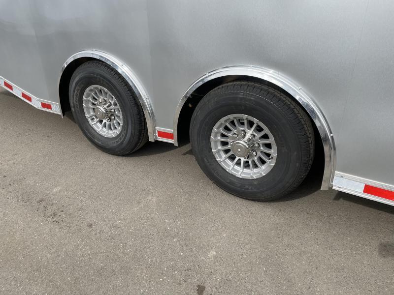 Haulmark 8.5x28 Edge ALX Aluminum Car Hauler