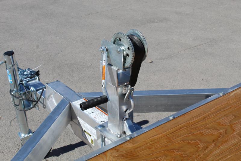 Aluma 8414 Aluminum Raft Watercraft Trailer