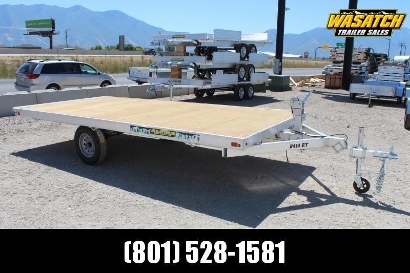 Aluma 8414 Aluminum Raft Watercraft Trailer