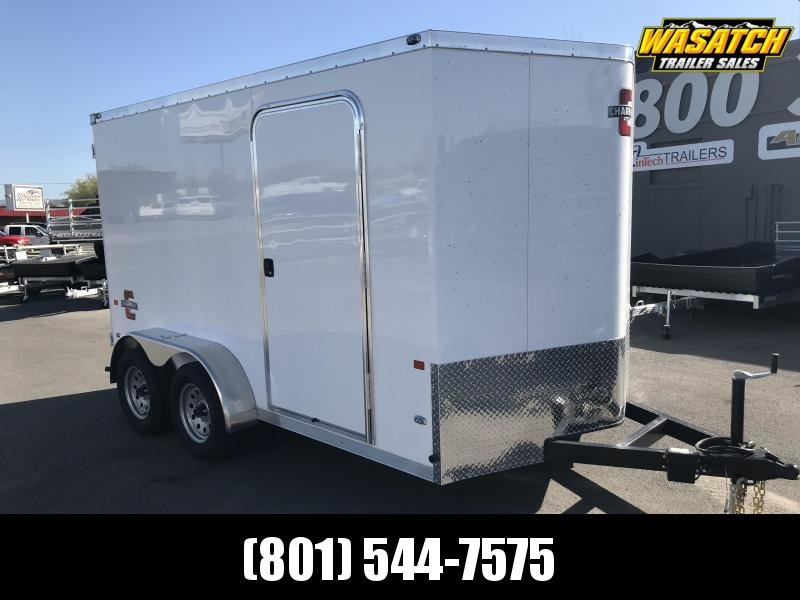 Charmac 7x12 Stealth Steel Enclosed Cargo Trailer