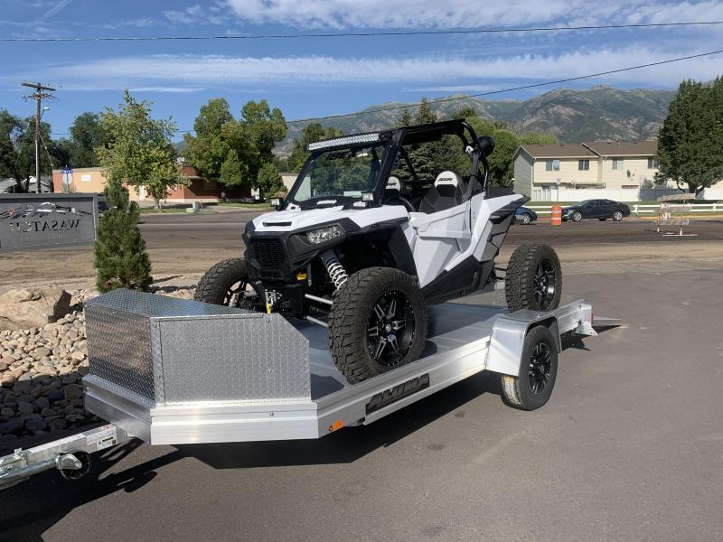 Aluma 6.5x12 (UTR12) ATV Trailer