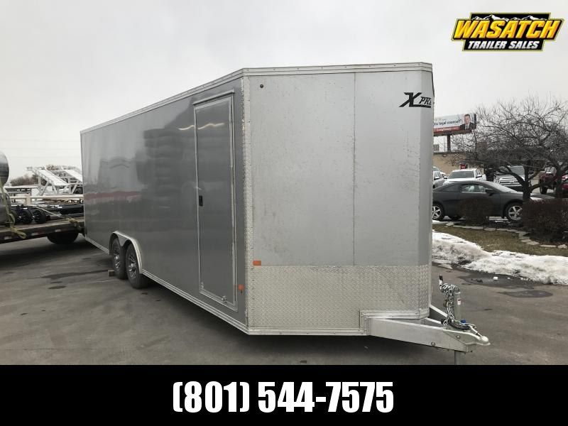 High Country 8x24 Xpress Car Hauler