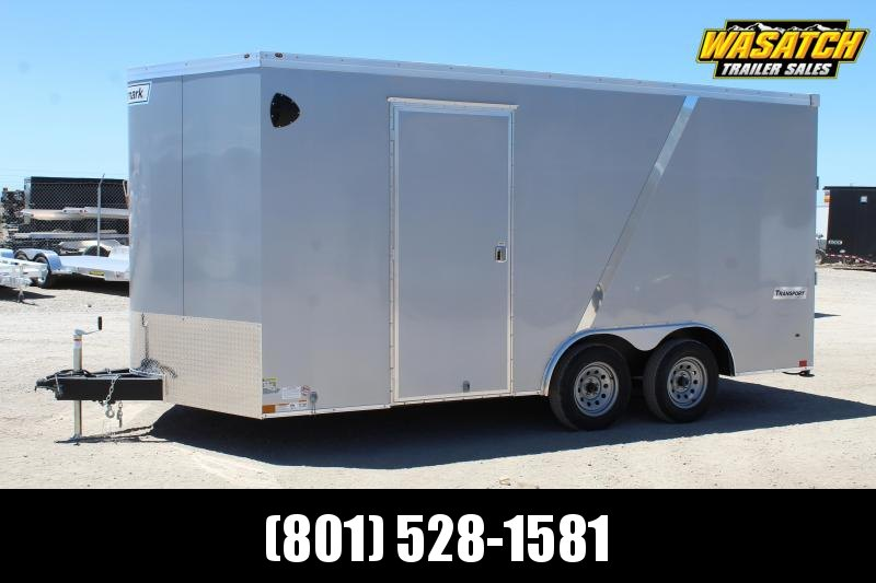 Haulmark 85x16 Transport Car / Racing Trailer