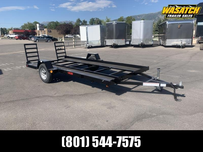 Echo 5.5x14 Epic UTV / ATV / Side by Side Utility Trailer