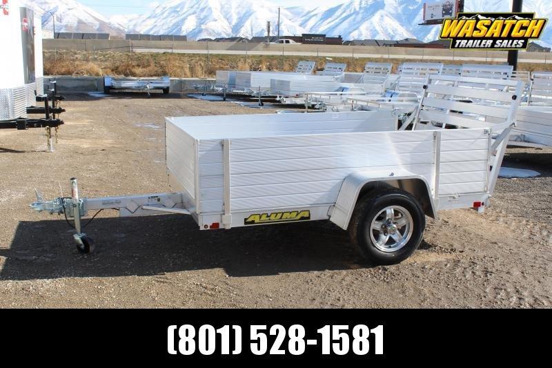Aluma 638BT Aluminum Utility Trailer