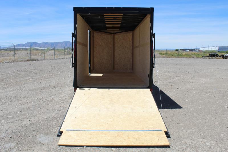 ***Haulmark 7x14 Transport Enclosed Cargo Trailer w/ UTV Package***