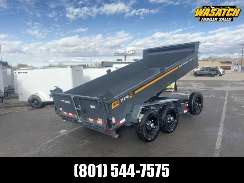 Southland 7x14 - 8k Tandem Axle (280) Dump