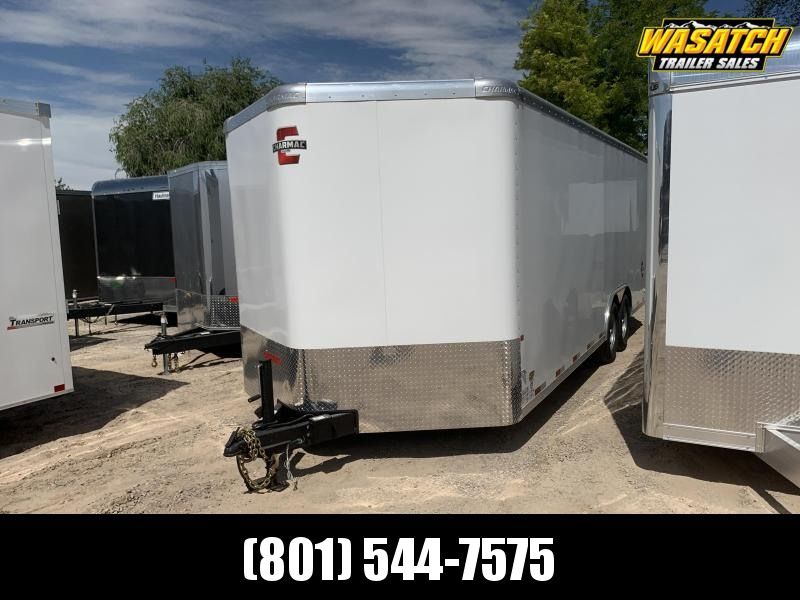Charmac 100x22 Commercial Duty Enclosed Cargo