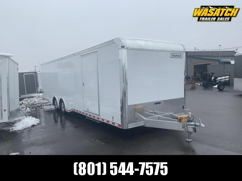 ***2020 Haulmark 32ft Aluminum Car / Racing Trailer***
