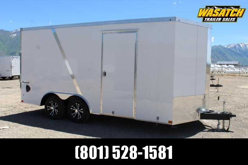 Haulmark 85x16 Trasnport Car / Racing Trailer