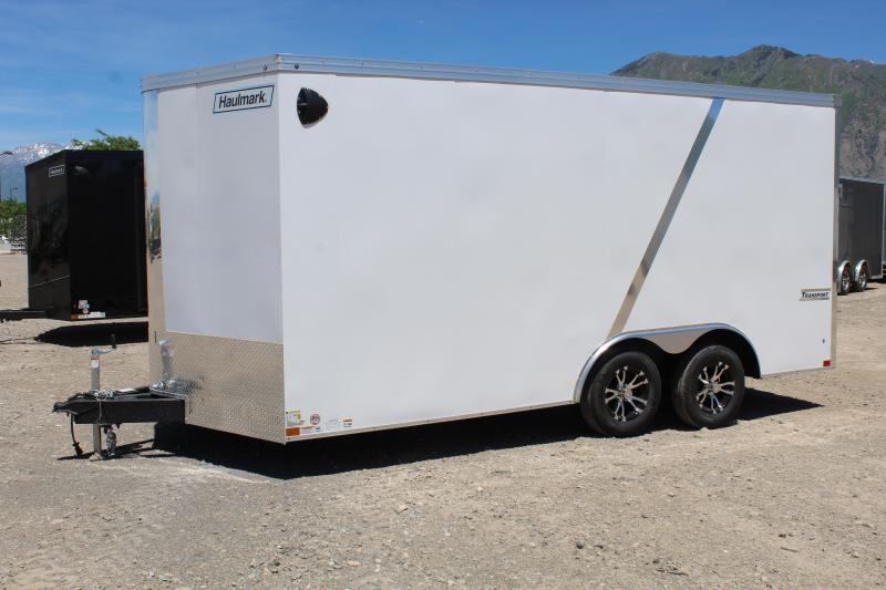 Haulmark 85x16 Trasnport Car / Racing Trailer