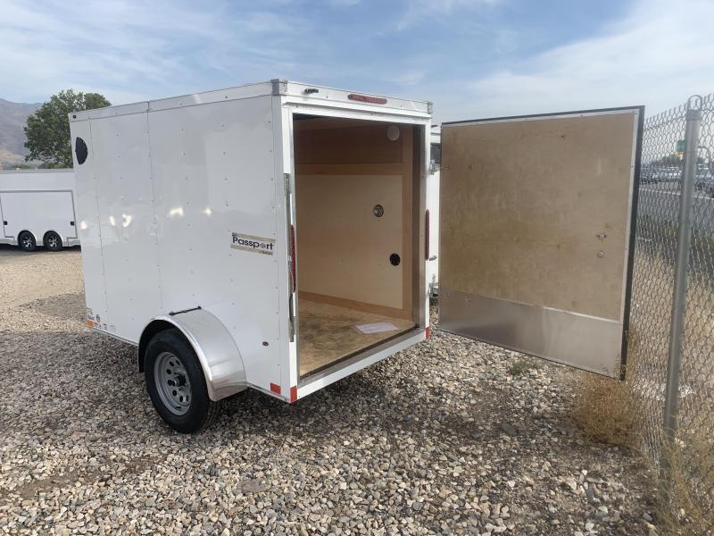 Haulmark 5x8 Passport Enclosed Cargo w/ Door