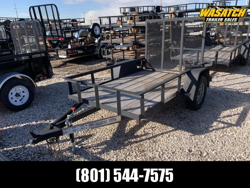 Charmac Trailers 5x8 Rugged Utility Trailer