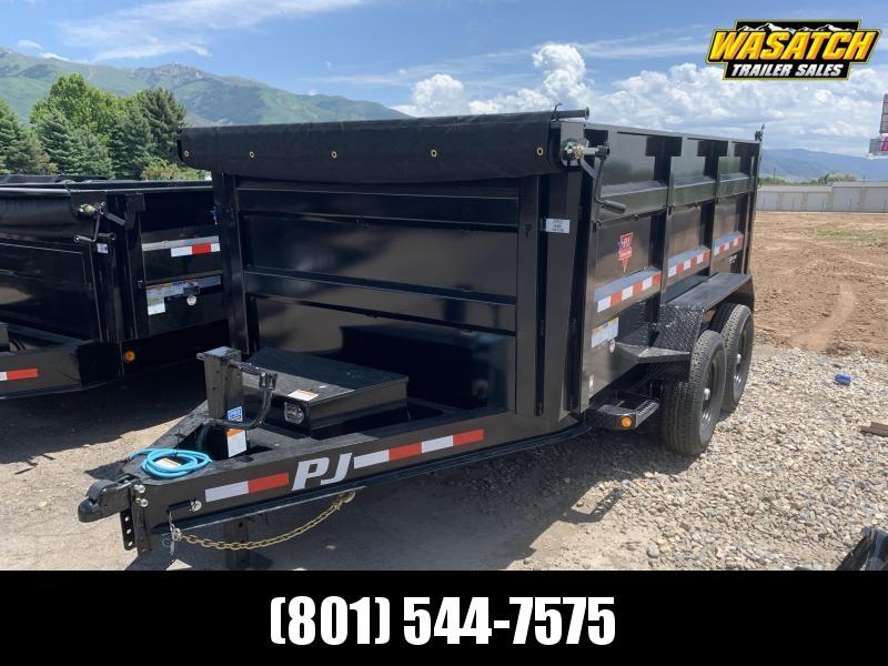 PJ 7x12 High Side Dump (DM)