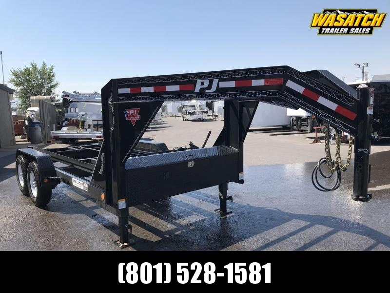 PJ Trailers Rollster Roll Off (DR) Dump Trailer