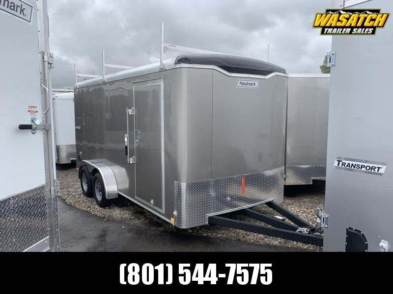 2019 Haulmark 7x16 Transport Enclosed Cargo Trailer w/ Contractor Package