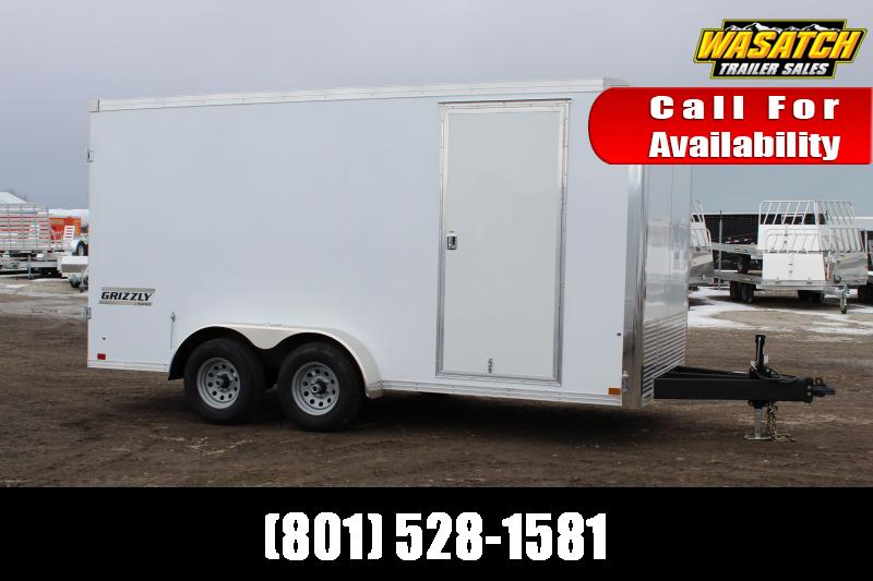 Haulmark 7x16 HD Grizzly Enclosed Cargo Trailer