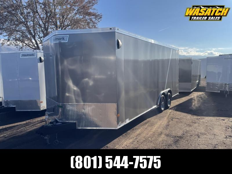 Haulmark 8.5x20 Transport Enclosed Cargo w/ UTV pkg