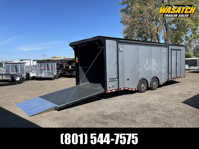 Haulmark - EdgeALX - 8.5x28 - Aluminum - Enclosed - Car Hauler / Racing Trailer