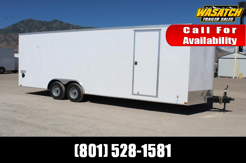 Haulmark 85x24 Passport Deluxe Car / Racing Trailer