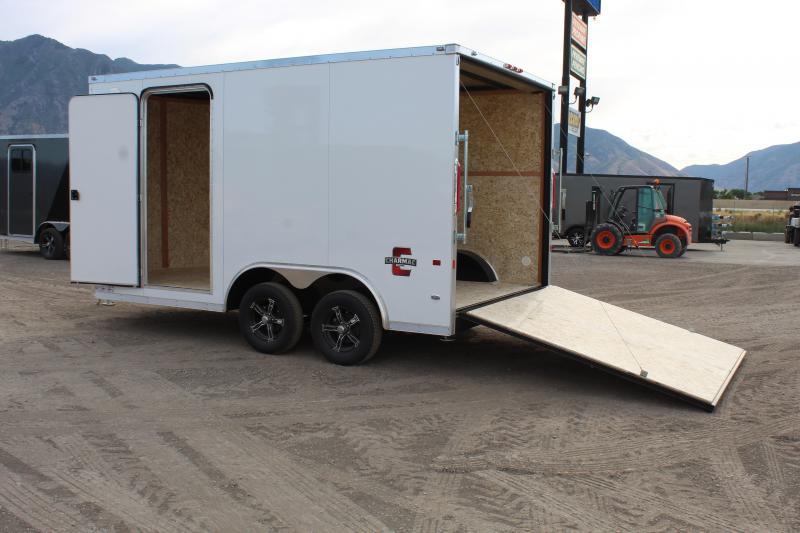 Charmac Trailers 8.5x14 Stealth Car / Racing Trailer