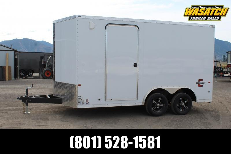 Charmac Trailers 8.5x14 Stealth Car / Racing Trailer