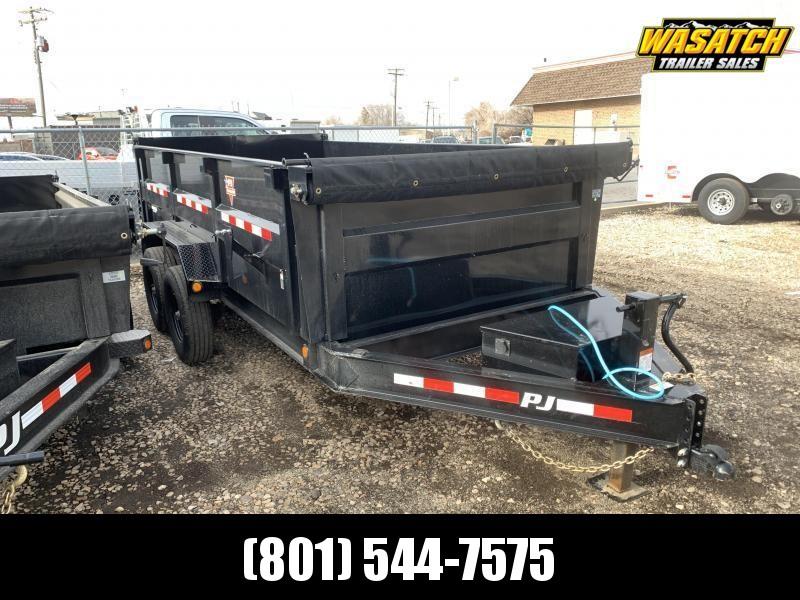 PJ 83x14 Low Pro High Side Dump (DM)
