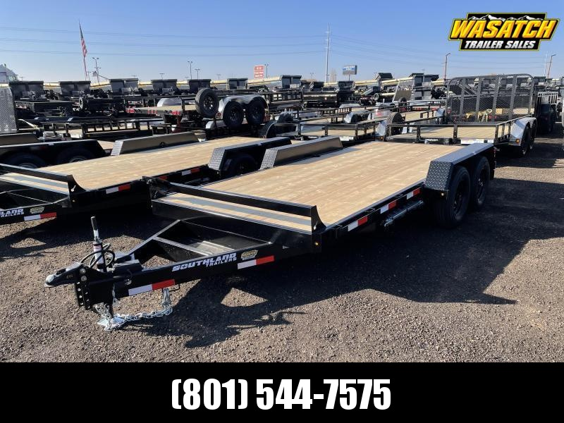 Southland 16' Car Hauler Flatbed / Flatdeck / Equipment