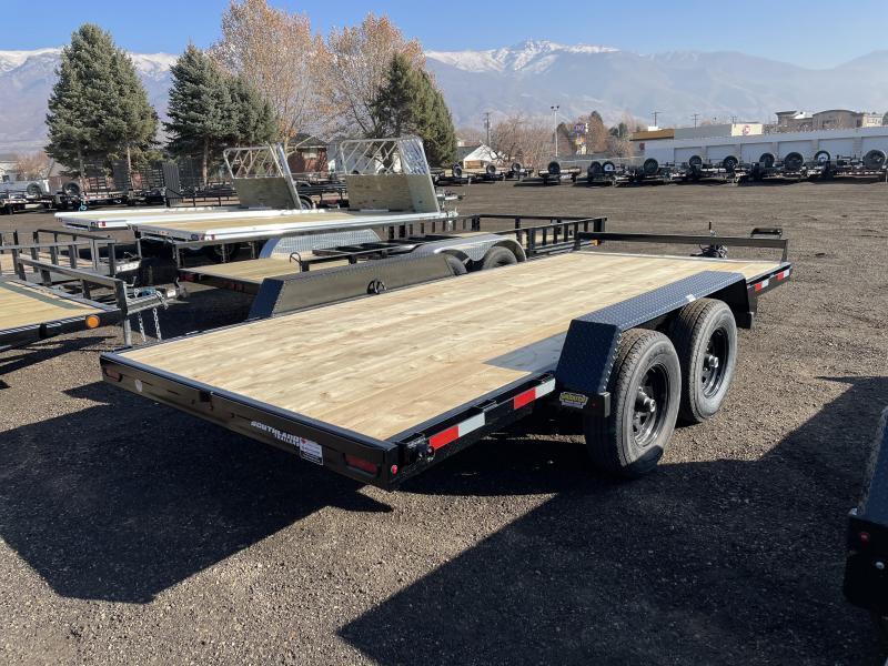 Southland 16' Car Hauler Flatbed / Flatdeck / Equipment