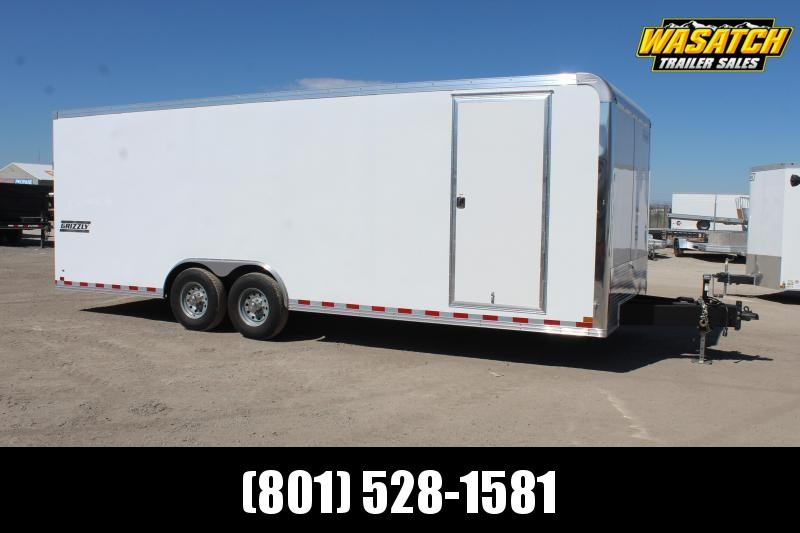 Haulmark 85x24 Grizzly HD Enclosed Cargo Trailer