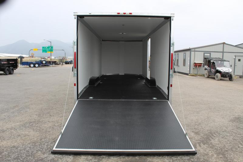 Charmac Trailers 85x24 Stealth Car / Racing Trailer
