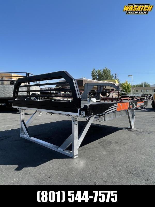 8x12 Snopro Sport Deck Truck Bed