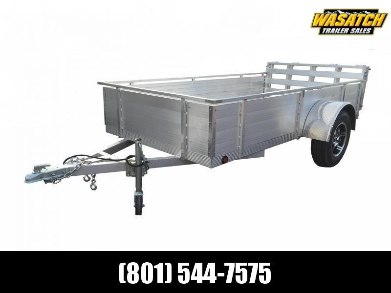 Primo - 5x10 - Aluminum - Utility Trailer