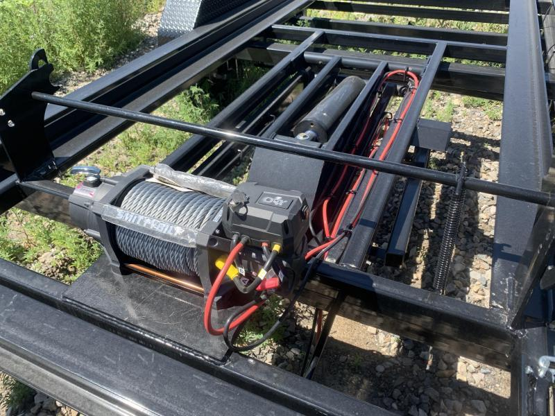 PJ 14' - Rollster Roll Off Dump (DR)
