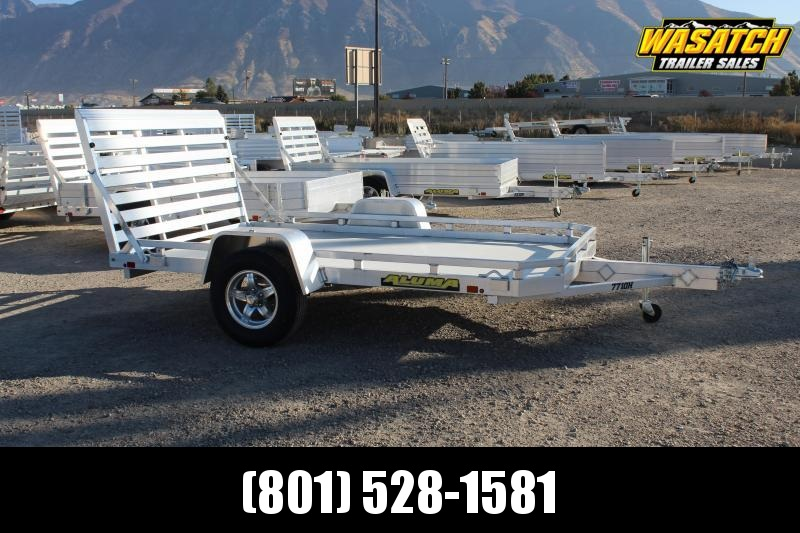 Aluma 7710H Aluminum Utility Trailer