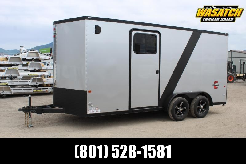 Charmac Trailers 7.5x16 Stealth Enclosed Cargo Trailer