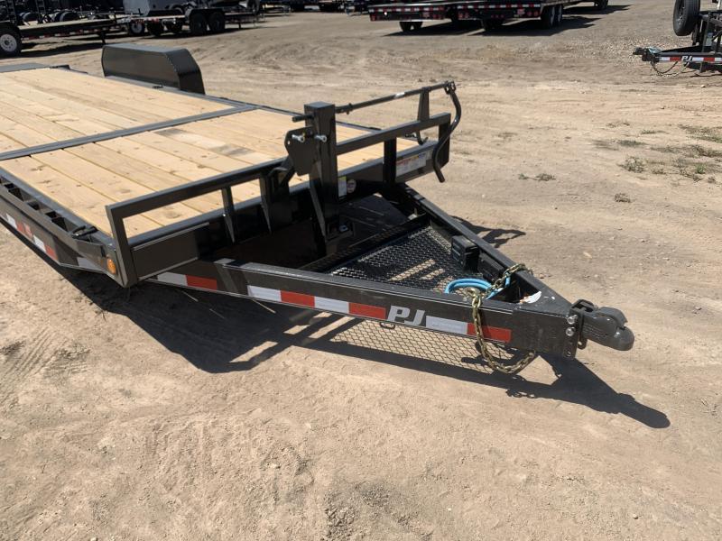 """PJ 22' - 6"""" Channel Equipment Tilt (T6)"""