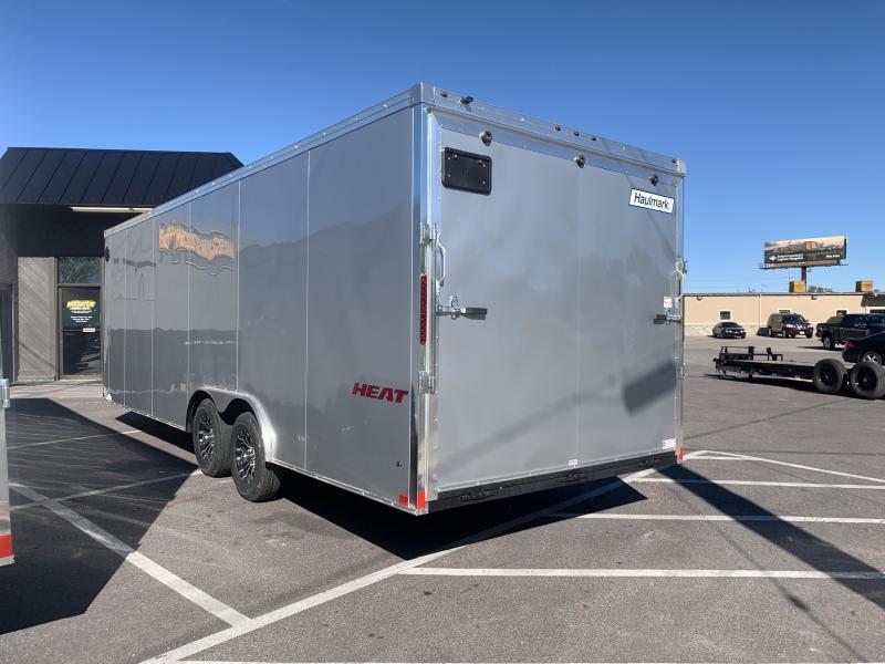 Haulmark 8.5x24 Heat Car / Racing Trailer