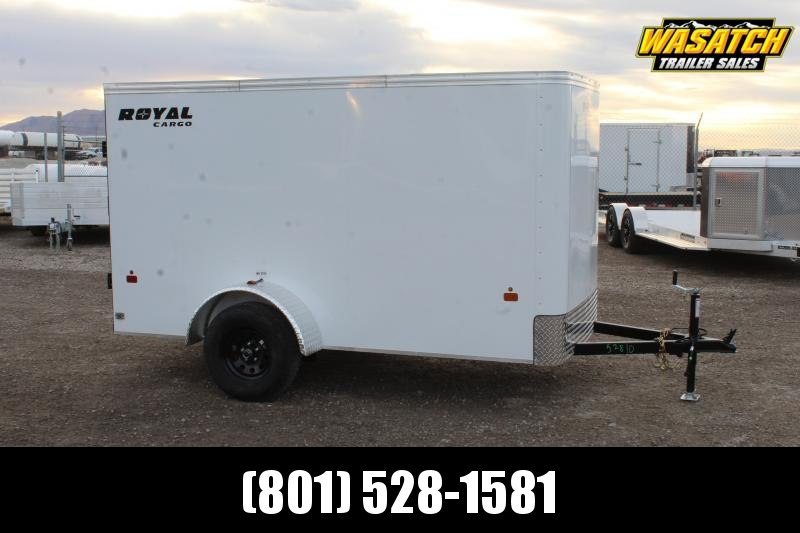 Southland Trailers 5x8 Royal Enclosed Cargo Trailer