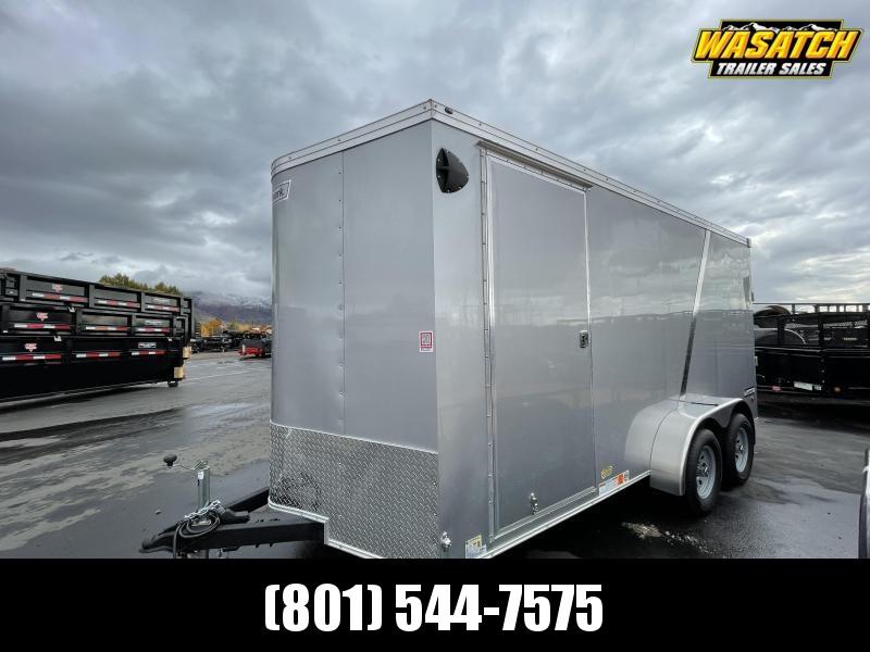 Haulmark - 7x16 - Transport UTV - Tandem 3.5k - Enclosed Cargo Trailer