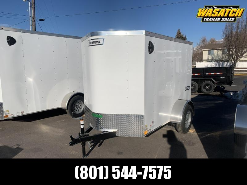***Haulmark 5x8 Passport Enclosed Cargo Trailer***