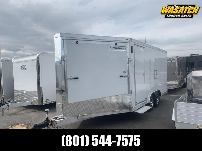 2019 Haulmark 22ft Venture Snowmobile Trailer
