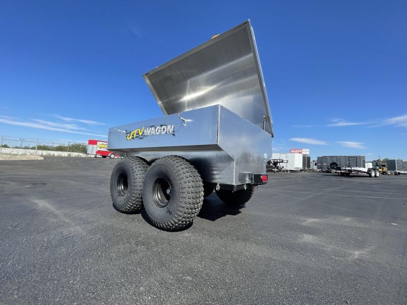 Bosski - Aluminum Wagon / ATV / UTV Utility Trailer
