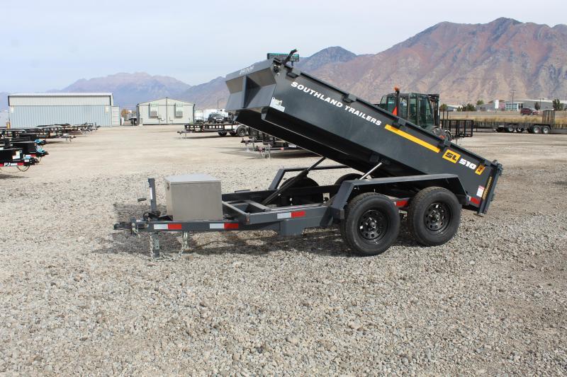 Southland Trailers 5x10 Utility 7k Dump Trailer
