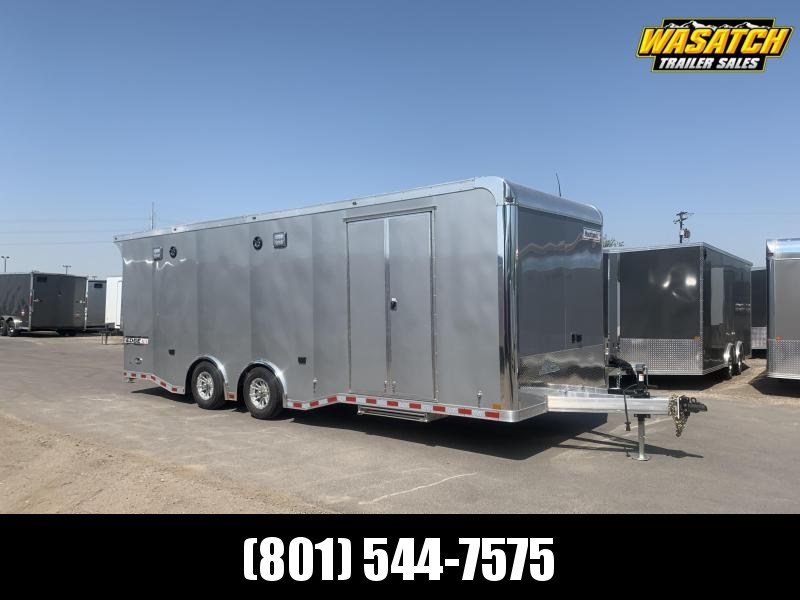 Haulmark 24' Aluminum Edge Turbo Car / Racing Trailer