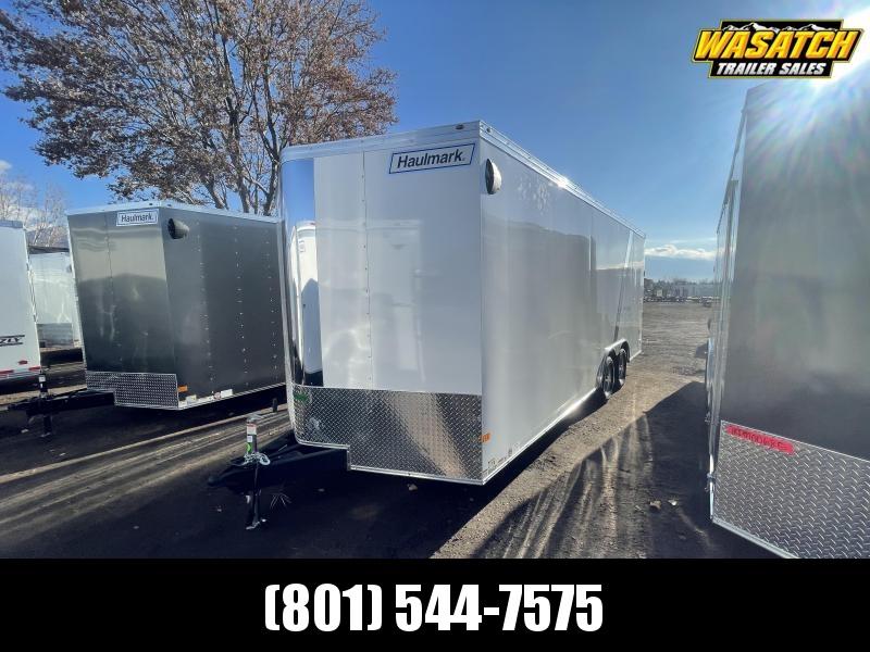 Haulmark 8.5x20 Transport Enclosed Cargo w/ UTV pkg