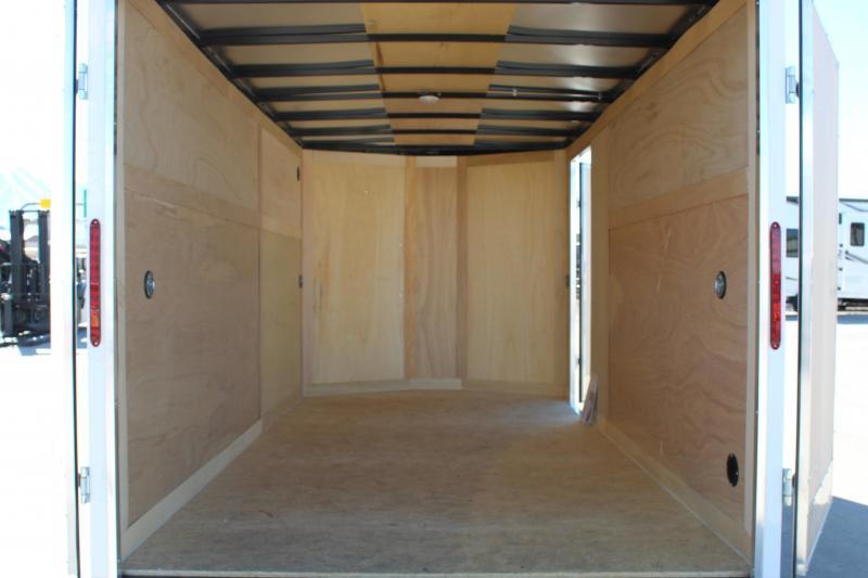Haulmark 7x14 Passport Enclosed Cargo Trailer