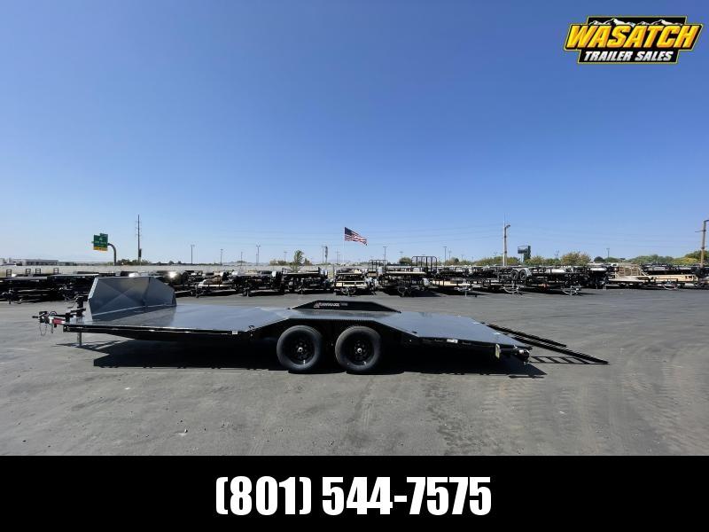 RawMaxx - 7x24 - Car Hauler / Equipment / Flatbed / Flatdeck